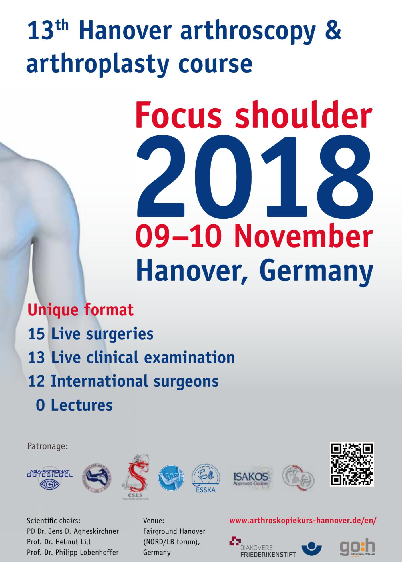 Hannover 2018 affiche