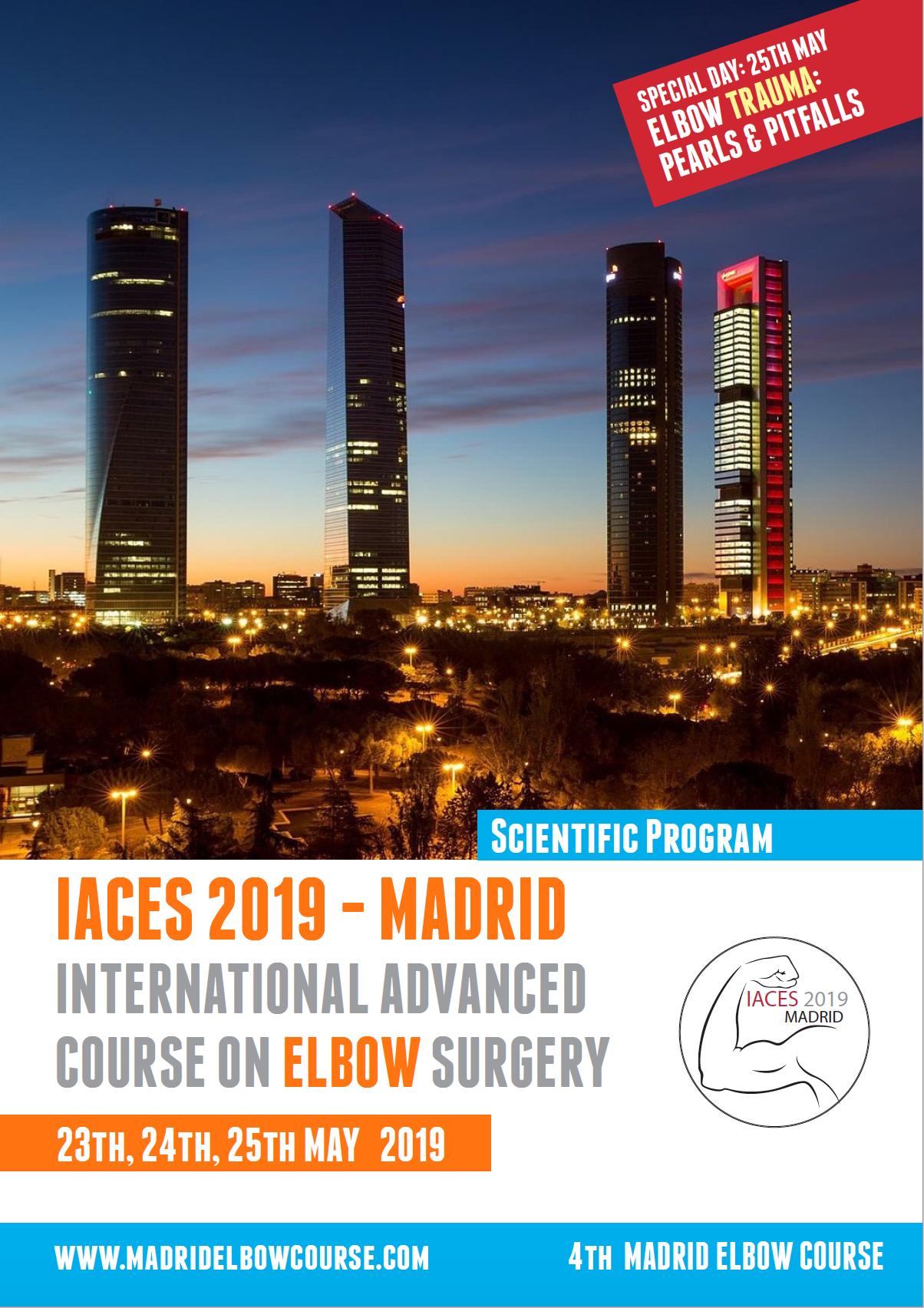 IACES 2019_Affiche