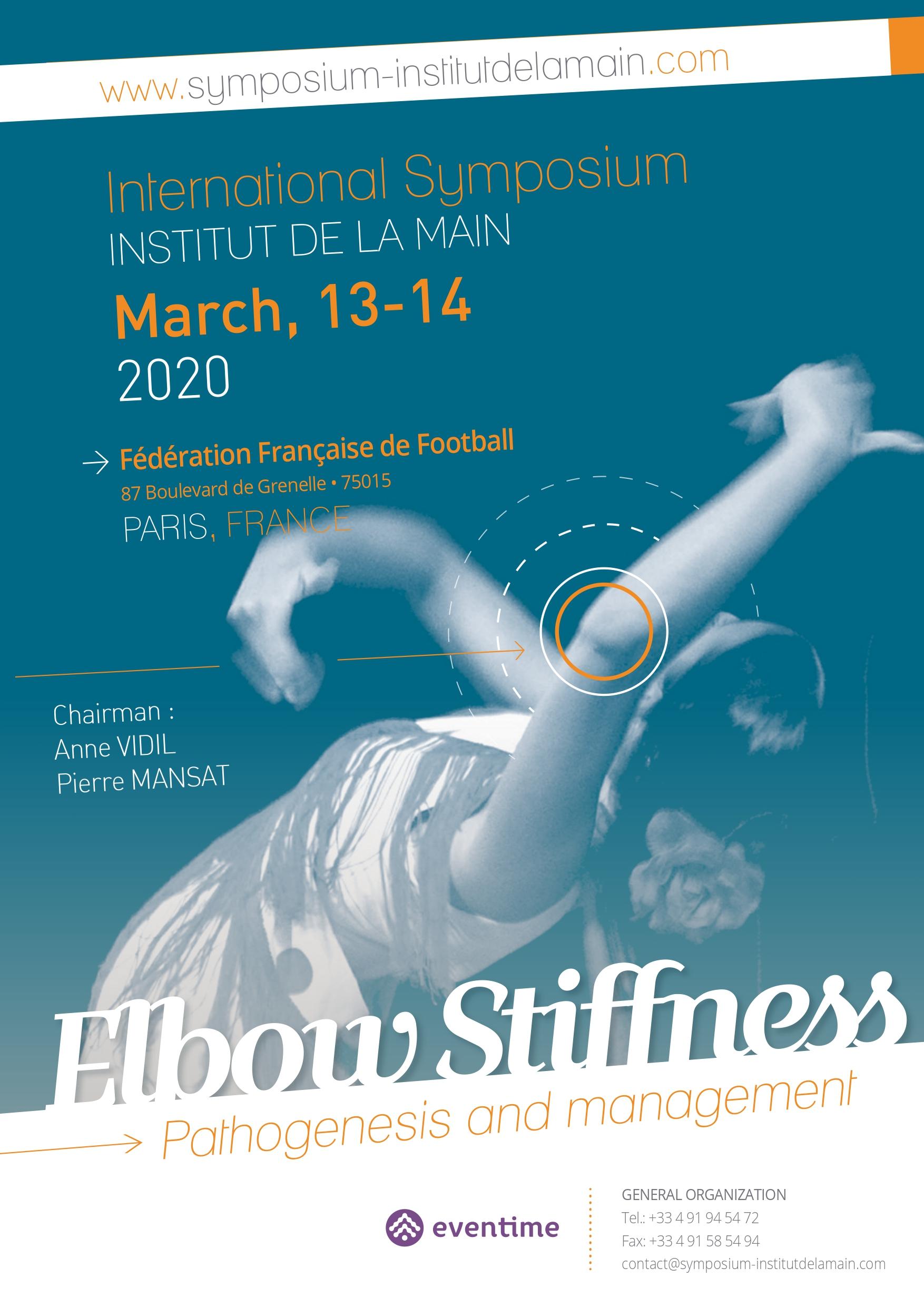 IDM SYMPOSIUM 2020 affiche